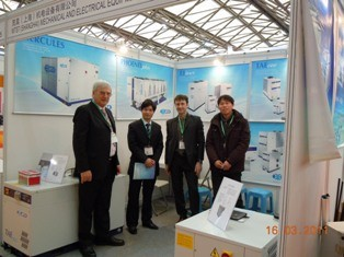 MTA alla fiera Laser Photonics di Shanghai-Cina
