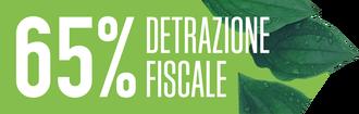 Detrazione fiscale 65% anno 2021 per unità a pompa di calore.