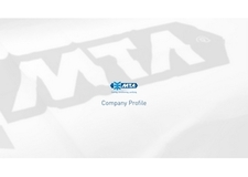 New Company Profile MTA 2015