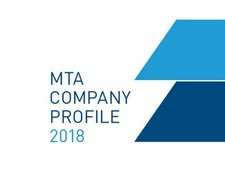 Discover who we are: MTA Company Profile 2018