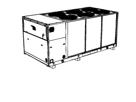 Тепловые насосы с воздушным охлаждением конденсаторов